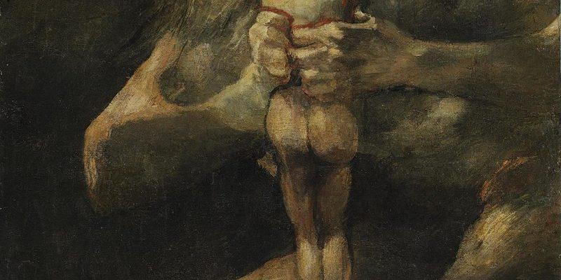 Saturno Devorando A Un Hijo Goya Vitruvio Arte La Esencia Del Arte